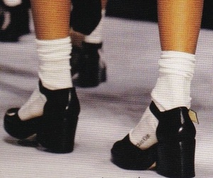 shoes and 90s image