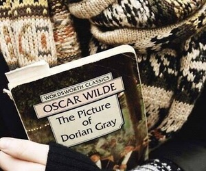 book, oscar wilde, and dorian gray image