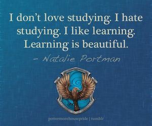 ravenclaw, harry potter, and natalie portman image