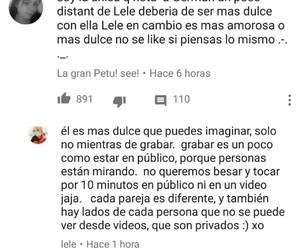 youtube, lenay, and lele image