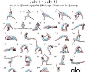 fitness, yoga, and cardio image