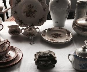 beautiful, vintage, and vase image