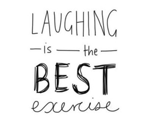 laught and smile image