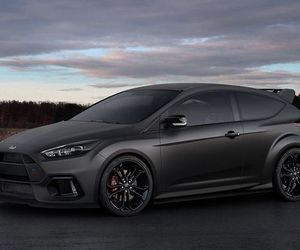 focus, ford, and rs image