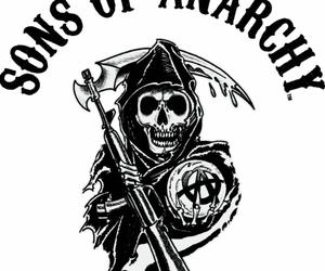 logos, series, and motociclistas image