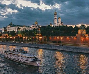 moscow, beautiful, and city image