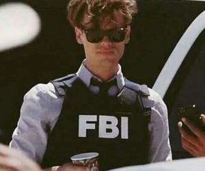 criminal minds, matthew gray gubler, and Reid image