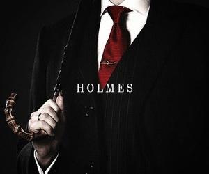 holmes, sherlock, and mark gatiss image