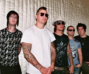 a7x, m shadows, and synyster gates image