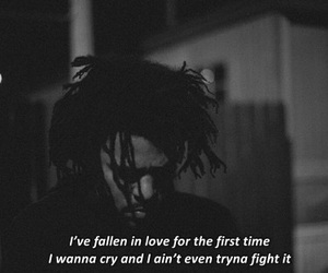Lyrics, she's mine, and j. cole image