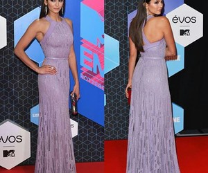dress and Nina Dobrev image