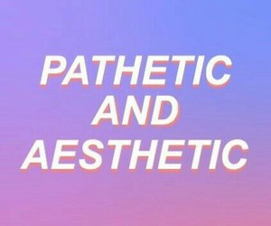 aesthetic, text, and gradient image