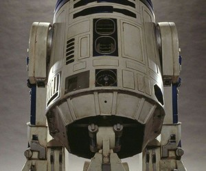 background, r2d2, and star wars image
