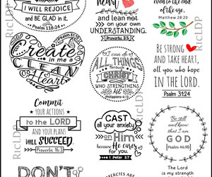 bible, bookmarks, and etsy image
