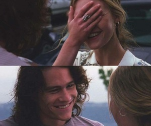 love, 10 things i hate about you, and couple image