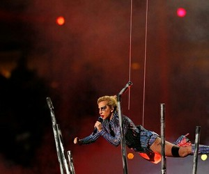 Lady gaga, halftime show, and super bowl 51 image