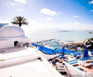 sidi bou said tunisia image