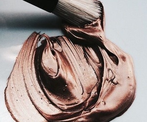 art, yes, and rose gold image