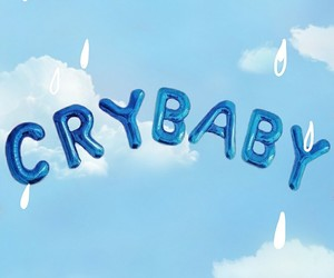 creepy, cry baby, and crybaby image