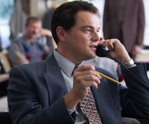 leonardo dicaprio, movies, and the wolf of wall street image