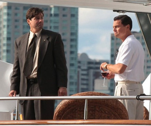 leonardo dicaprio, el lobo de wall street, and the wolf of wall street image