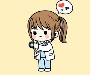 doctor, anime, and love image