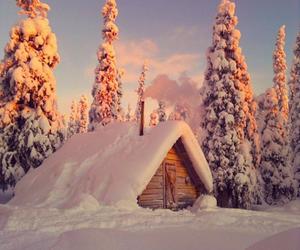 amazing, snow, and winter image