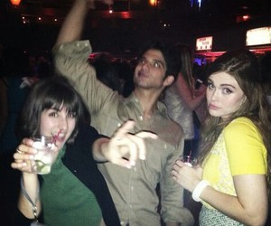 holland roden, tyler posey, and teen wolf image