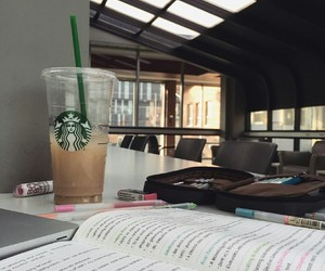 college and studying image