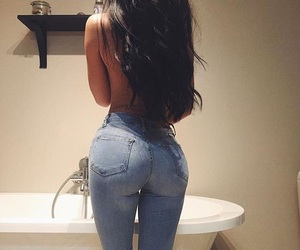 big, booty, and butt image