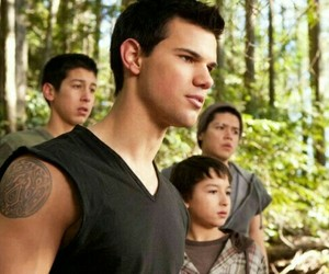 breaking dawn, jacob black, and twilight image