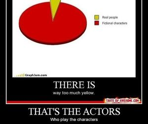 actors, funny, and book image