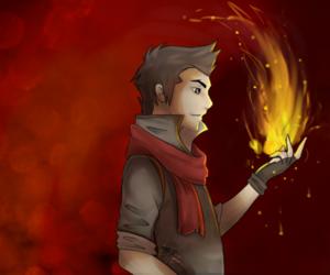 mako and legend of korra image