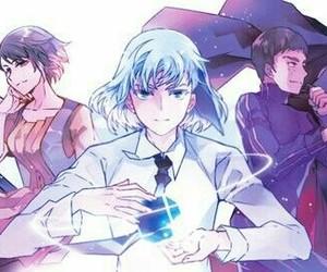 anime, cocodrilo, and torre de dios image