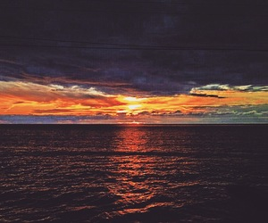 blacksea, clouds, and colors image