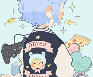 Otaku, anime, and kawaii image