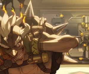 overwatch and junkrat image