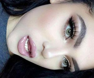 beauty, lips, and cosmetics image