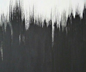 black, paint, and painting image