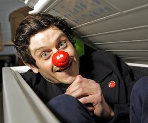 actor, funny face, and iwan rheon image