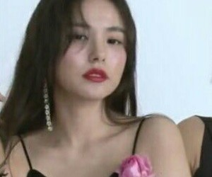 girls, min hyo rin, and icons image