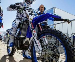 motocross, oakland, and YAMAHA image