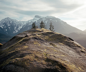 epic, mountains, and view image