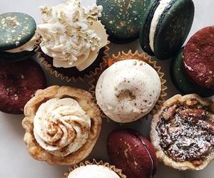 food, christmas, and sweet image