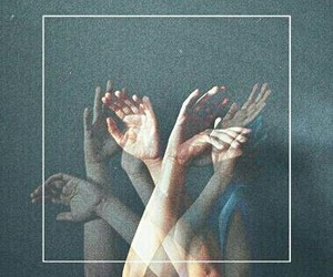 hands, grunge, and indie image