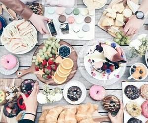 food, indie, and spring image