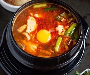 food, seafood, and soup image