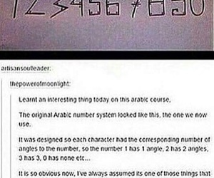 cool, numbers, and tumblr image