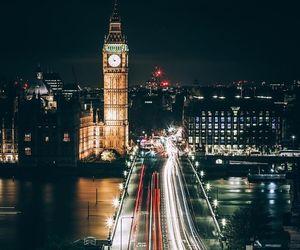 light, city, and london image