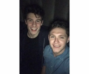 shawn mendes and niall horan image